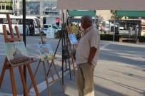 Osmaniye'de 'Kudüs' Temalı Resim Sergisi  Açıldı