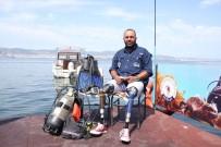 DALIŞ EĞİTİMİ - Depremde Bacaklarını Kaybetti, Deprem Şehitleri İçin Rekora Hazırlanıyor