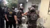 HAREKAT POLİSİ - İstanbul'da Hırsızlık Çetesine Nefes Kesen Operasyon