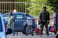 MANŞ DENIZI - Paris saldırganı yakalandı