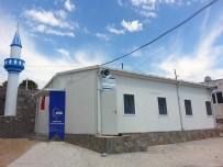 Prefabrik Camiler İbadete Açıldı
