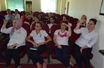 ALAADDIN KEYKUBAT - Sağlık Personellerine İşaret Dili Eğitimi
