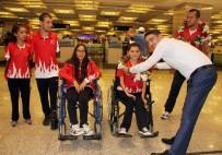 HAMİT DEMİR - Şampiyonlar Yurda Döndü