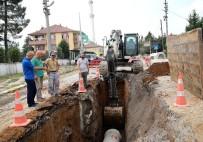HARMANLı - SASKİ Genel Müdürü Keleş, Akyazı Ve Karapürçek İlçelerindeki Projeleri İnceledi