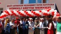 EMEKLİ ÖĞRETMEN - Şehit Kaymakam Safitürk'ün İsmi Erciş'te Yaşatılıyor