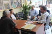 Siirt Belediyeden Basın Kuruluşlarına Ziyaret
