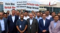 AVRUPA İNSAN HAKLARı MAHKEMESI - Silivri'de 15 Temmuz Harp Akademileri Davası'nın Görülmesine Devam Edildi