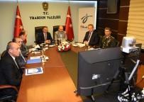 ADALET BAKANLıĞı - Spor Müsabakaları Güvenlik Tedbirleri Toplantısı