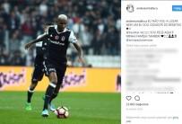 TALİSCA - Talisca Açıklaması 'Beşiktaş'ta Mutluyum, Bir Yere Gitmiyorum'