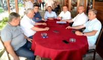 VERGİ MUAFİYETİ - Turan, 'Bizim Hizmet Anlayışımızda Siyasi Parti Ayrımının Yeri Yok'