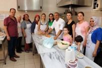 İSMET İNÖNÜ - Türkiye'de İlk Defa Çölyak Hastalarına Glutensiz Mutfak Eğitimi