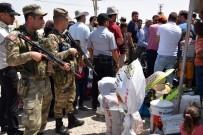 ÇADIR KENT - Viranşehir Çadırkenti Kapatılıyor