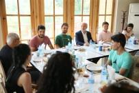 ESKIŞEHIR OSMANGAZI ÜNIVERSITESI - Yabancı Öğrenciler Kütahya'da