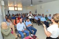 ÇALIŞMA SAATLERİ - Yeşilyurt Belediyesi Personellerine İlk Yardım Eğitimi