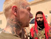 YPG - YPG'ye katılan Amerikan askeri