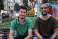 BİR AYRILIK - Yusuf Şimşek, Öğrencilerin Çektiği Kısa Filmde Oynadı