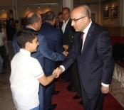 ADANA VALİSİ - Adana'da Protokol Bayramlaştı