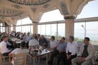 BÜLENT TEKBıYıKOĞLU - Ahlat'ta Bayramlaşma Töreni