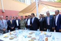 GAZİ YAKINLARI - AK Partili Yılmaz Açıklaması 'Terör Hiçbir Zaman Amacına Ulaşamayacak'