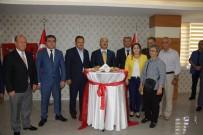 ABDURRAHMAN ÖZ - Aydın'da Protokol Bayramlaştı