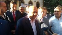 MÜSLÜMANLIK - Başbakan Yardımcısı Işık, Bayram Namazını Kocaeli'de Kıldı