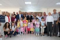 BAYRAM HARÇLıĞı - Başbakan Yardımcısı Şimşek'e Huzurevinde Sürpriz
