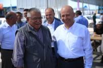 TASAVVUF - Başkan Çolakbayrakdar Oymaağaç'da Vatandaşlarla Bayramlaştı