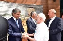 MUSTAFA DEMIR - Başkan Mustafa Demir Fatihlilerle Bayramlaştı