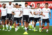 ARAS ÖZBİLİZ - Beşiktaş, Karabükspor Maçı Hazırlıklarını Sürdürdü