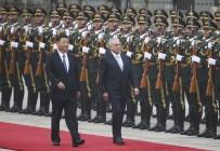NÜKLEER ENERJI - Brezilya Devlet Başkanı Temer, Çin'e Gitti