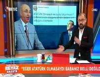MAHMUT TANAL - CHP'li Mahmut Tanal'ın Atatürk ile ilgili çirkin sözlerine büyük tepki