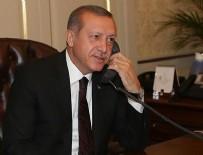 İRAN CUMHURBAŞKANı - Cumhurbaşkanı Erdoğan'dan liderlere tebrik telefonu