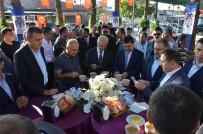 SEBAHATTİN KARAKELLE - Erzincan'da Bayramlaşma Töreni