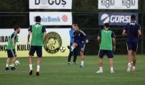 İSMAIL KÖYBAŞı - Fenerbahçe 13 Eksikle Çalıştı