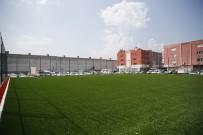 KONAKLı - Halkapınar'a Beş Yıldızlı Spor Tesisi