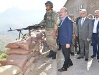 TENDÜREK DAĞI - İçişleri Bakanı Süleyman Soylu: Yakındır tepenize bineceğiz, korkunun ecele faydası yok