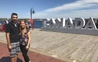 YAŞAR ÜNIVERSITESI - İzmirli Genç Çiftin Kıtaları Aşan Başarısı