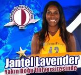 KADIN BASKETBOL TAKIMI - Jantel Lavender, Yakın Doğu Üniversitesinde