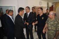 AHMET ADANUR - Kaymakam Ahmet Adanur, Cizre Halkı İle Bayramlaştı