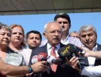 MALTEPE CEZAEVİ - Kılıçdaroğlu: Milletvekillerinin tutuklanmasını içimize sindiremiyoruz