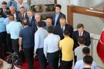 AHMET DAVUTOĞLU - Konya Protokolü Bayramlaştı