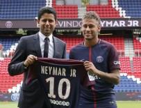 NEYMAR - UEFA, PSG hakkında soruşturma başlattı