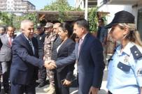 HATAY VALİSİ - Vali Ata, Polis Ve Askerle Bayramlaştı