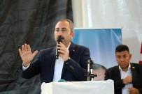 RıDVAN FADıLOĞLU - Adalet Bakanı Gül Açıklaması'AK Parti'nin Tabelası Kimsenin Tapulu Tabelası Değildir'