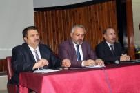 KIYAFET YÖNETMELİĞİ - Ağrı'da Okul Müdürleri Toplantısı