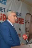 ADALET VE KALKıNMA PARTISI - AK Parti Erzurum İl Başkanı Mehmet Emin Öz Açıklaması 'Kongrelerimiz Yeniden Diriliş Kongresi Olsun'