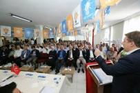 SEMA RAMAZANOĞLU - AK Parti Honaz Ve Kale İlçe Kongreleri Yapıldı