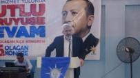 GALIP ENSARIOĞLU - AK Parti Silvan 6'Ncı Olağan Kongresi
