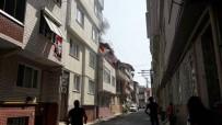 TÜP PATLAMASI - Alevlere Pencerelerinden Uzattıkları Hortumlarla Müdahale Ettiler