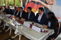 KADIN MİLLETVEKİLİ - Alman Demokratlar Birliği Başkanı Remzi Aru Açıklaması 'Cumhurbaşkanı Erdoğan'ın Desteği Bize Güç Kattı'